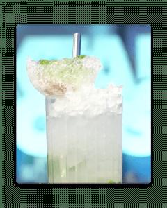 cocktail virgin almond vanzan