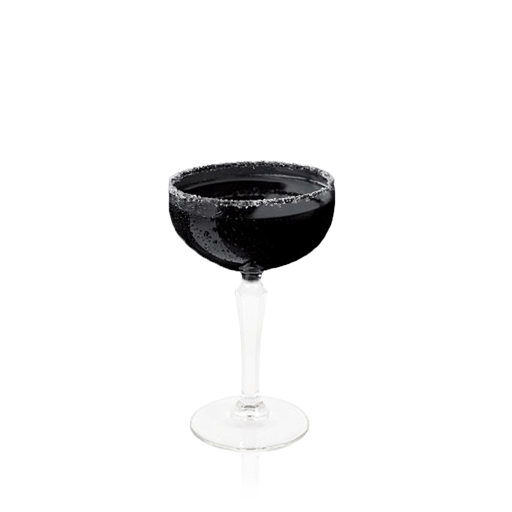 cocktail black daiquiri vanzan