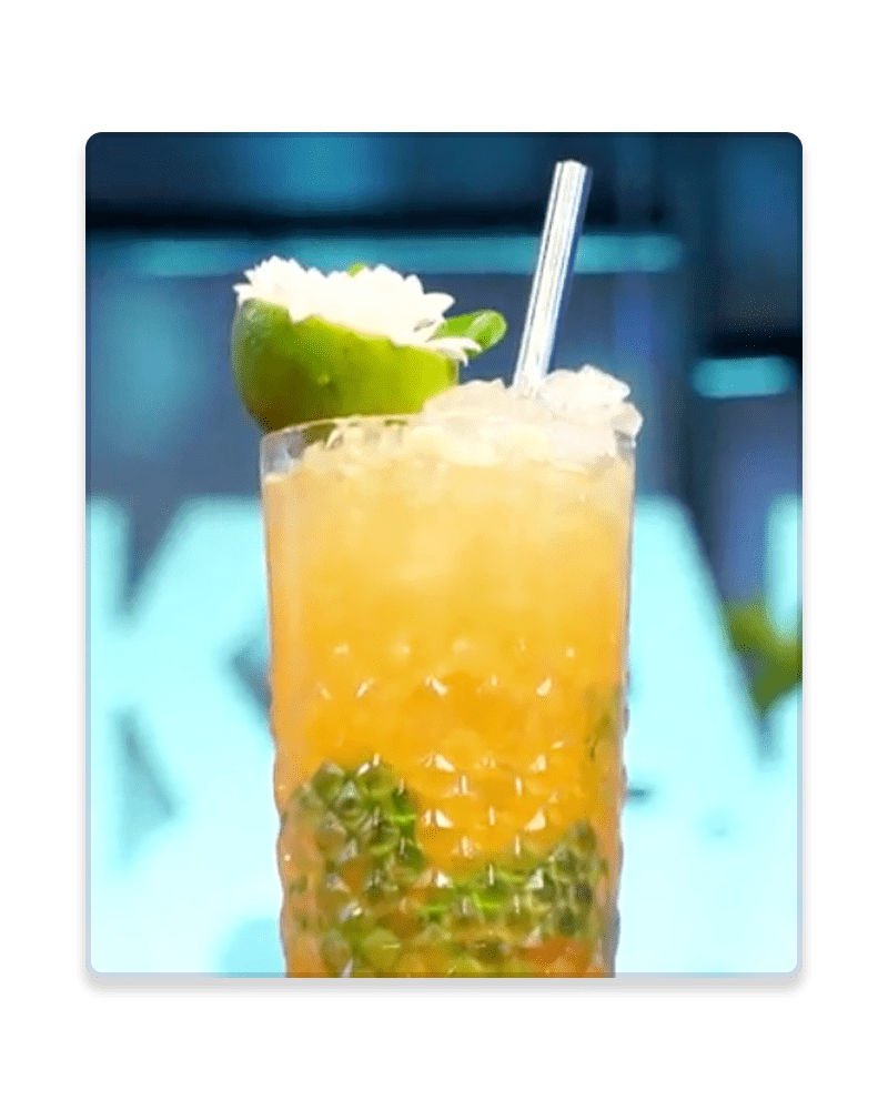 cocktail tutorial caipirissima vanzan