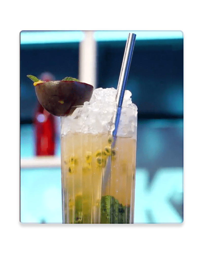 cocktail tutorial mojito